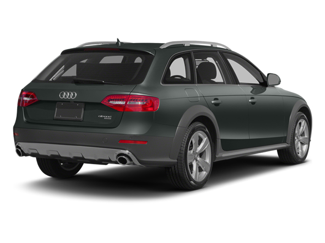 2014 Audi allroad Prices and Values Wagon 4D Premium Plus AWD I4 Turbo side rear view