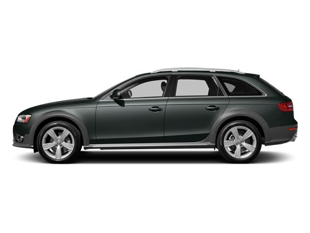 2014 Audi allroad Prices and Values Wagon 4D Premium Plus AWD I4 Turbo side view