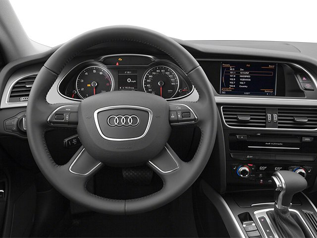 2014 Audi allroad Prices and Values Wagon 4D Premium Plus AWD I4 Turbo driver's dashboard