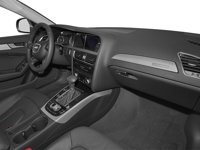 2014 Audi allroad Prices and Values Wagon 4D Premium Plus AWD I4 Turbo passenger's dashboard