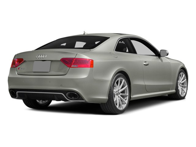 2014 Audi RS 5 Prices and Values Coupe 2D RS5 AWD V8 side rear view