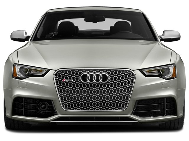 2014 Audi RS 5 Prices and Values Coupe 2D RS5 AWD V8 front view