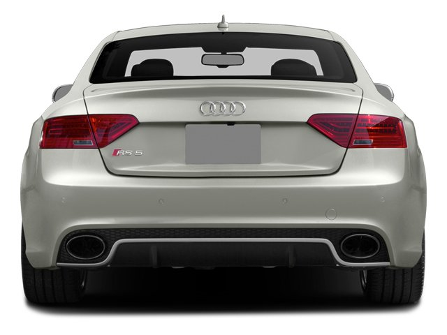 2014 Audi RS 5 Prices and Values Coupe 2D RS5 AWD V8 rear view
