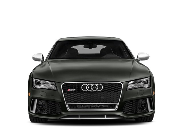 2014 Audi RS 7 Prices and Values Sedan 4D Prestige AWD front view
