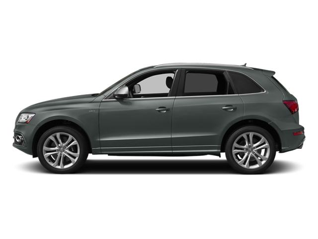 2014 Audi SQ5 Prices and Values Utility 4D Premium Plus AWD V6 side view