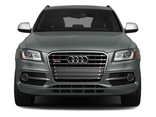 2014 Audi SQ5 Prices and Values Utility 4D Premium Plus AWD V6 front view