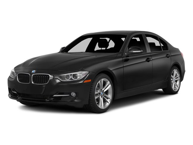 2014 BMW 3 Series Prices and Values Sedan 4D 328i I4 Turbo side front view