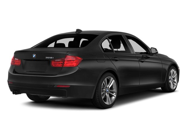 2014 BMW 3 Series Prices and Values Sedan 4D 328i I4 Turbo side rear view
