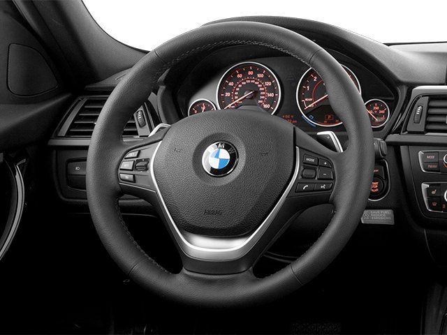 2014 BMW 3 Series Prices and Values Sedan 4D 328i I4 Turbo driver's dashboard