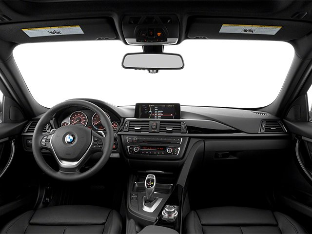 2014 BMW 3 Series Prices and Values Sedan 4D 328i I4 Turbo full dashboard