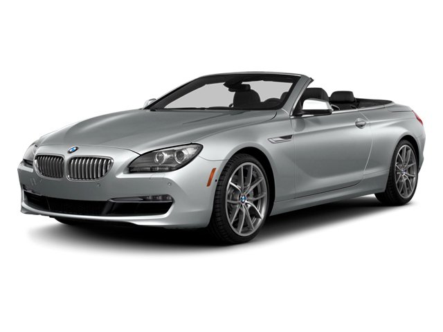 BMW 6 Series Coupe 2014 Convertible 2D 640xi AWD - Фото 1