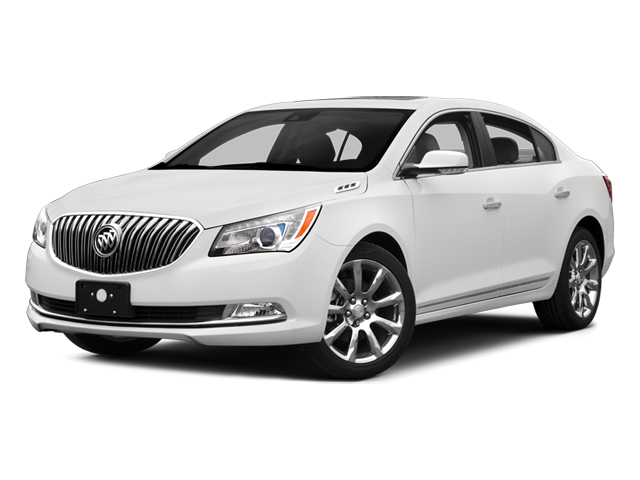 2014 Buick LaCrosse Prices and Values Sedan 4D V6