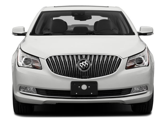 2014 Buick LaCrosse Prices and Values Sedan 4D V6 front view