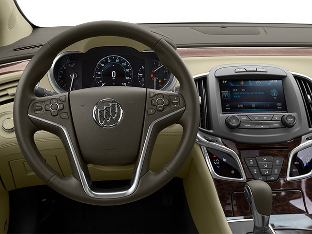 2014 Buick LaCrosse Pictures LaCrosse Sedan 4D Leather V6 photos driver's dashboard