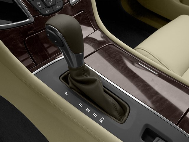 2014 Buick LaCrosse Prices and Values Sedan 4D V6 center console
