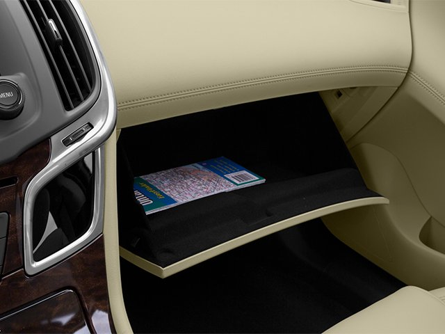 2014 Buick LaCrosse Prices and Values Sedan 4D Leather AWD V6 glove box