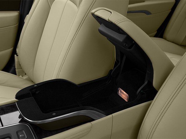 2014 Buick LaCrosse Prices and Values Sedan 4D Leather AWD V6 center storage console