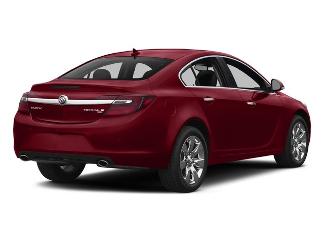 2014 Buick Regal Prices and Values Sedan 4D Premium II AWD I4 Turbo side rear view