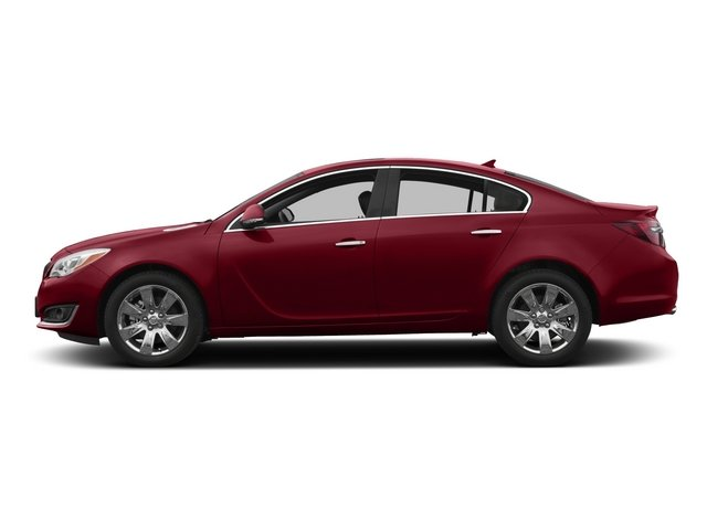 2014 Buick Regal Prices and Values Sedan 4D Premium II AWD I4 Turbo side view