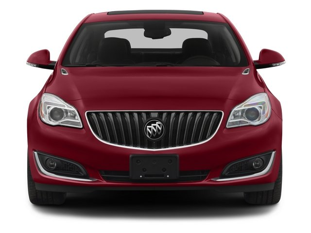 2014 Buick Regal Prices and Values Sedan 4D Premium II AWD I4 Turbo front view