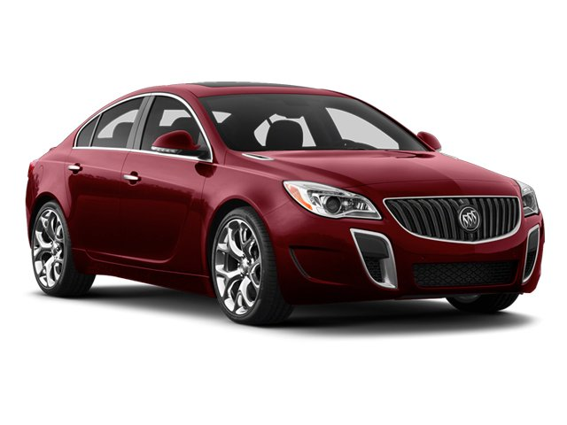 2014 Buick Regal Prices and Values Sedan 4D GS I4 Turbo