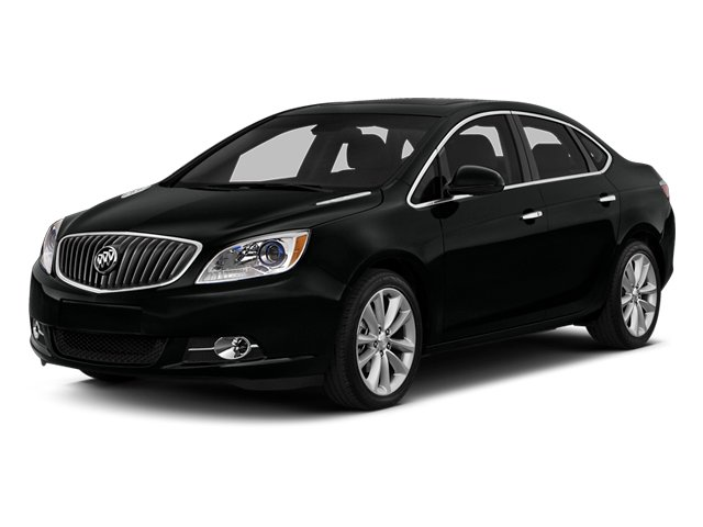 2014 Buick Verano Pictures Verano Sedan 4D Leather I4 photos side front view