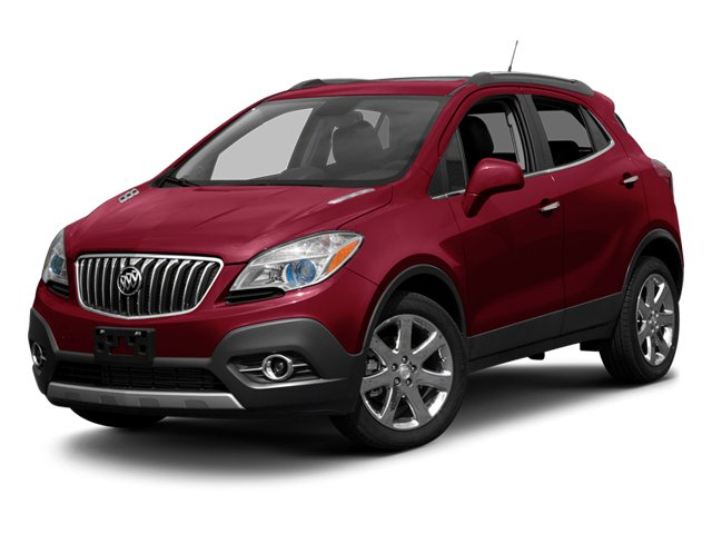 2014 Buick Encore Prices and Values Utility 4D Premium 2WD I4 Turbo