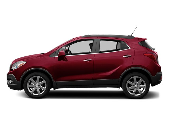 2014 Buick Encore Prices and Values Utility 4D Premium 2WD I4 Turbo side view