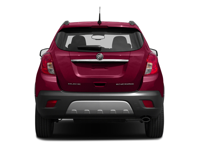 2014 Buick Encore Prices and Values Utility 4D Premium 2WD I4 Turbo rear view