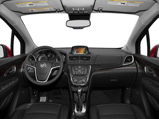 2014 Buick Encore Prices and Values Utility 4D Premium 2WD I4 Turbo full dashboard