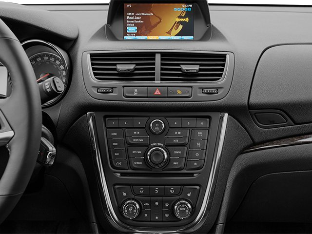 2014 Buick Encore Prices and Values Utility 4D Premium 2WD I4 Turbo stereo system