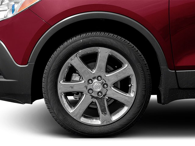 2014 Buick Encore Prices and Values Utility 4D Premium 2WD I4 Turbo wheel
