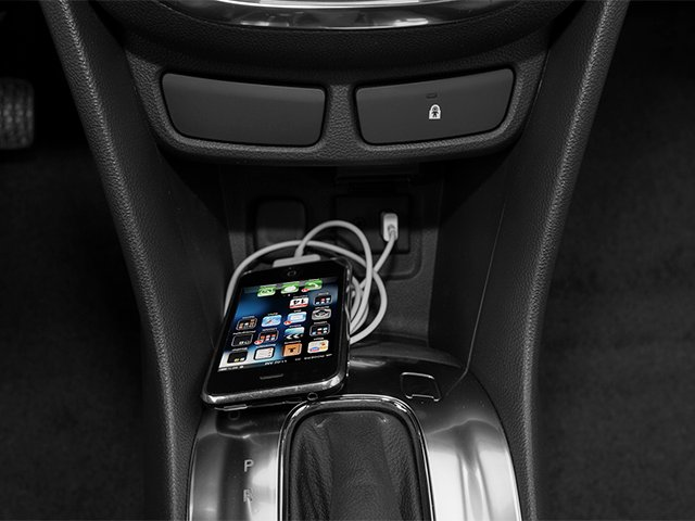 2014 Buick Encore Prices and Values Utility 4D Premium 2WD I4 Turbo iPhone Interface