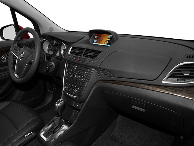 2014 Buick Encore Prices and Values Utility 4D Premium 2WD I4 Turbo passenger's dashboard