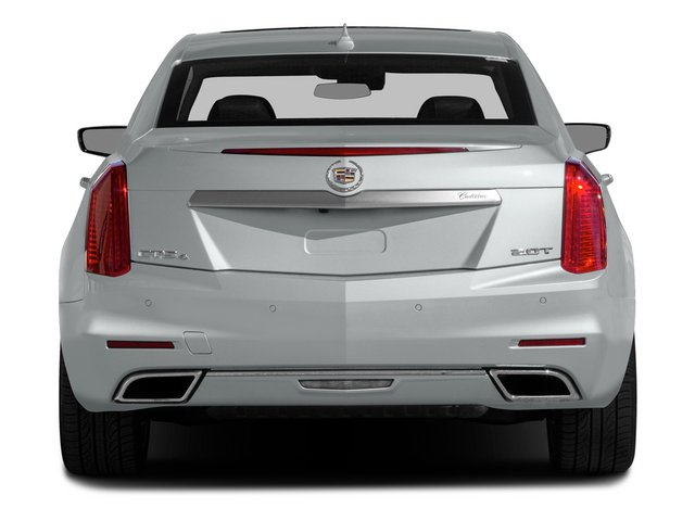 2014 Cadillac CTS Sedan Pictures CTS Sedan 4D Performance V6 photos rear view