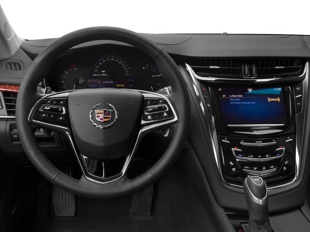 2014 Cadillac CTS Sedan Pictures CTS Sedan 4D Performance V6 photos driver's dashboard