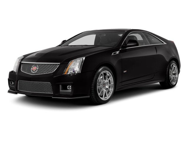 Cadillac CTS-V Coupe 2014 Coupe 2D V-Series V8 - Фото 1
