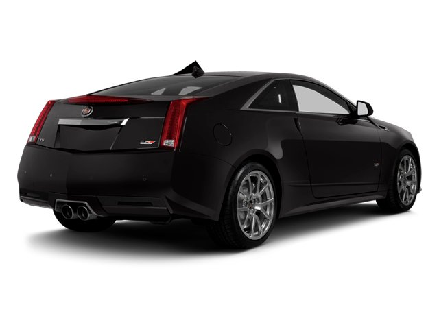 Cadillac CTS-V Coupe 2014 Coupe 2D V-Series V8 - Фото 2