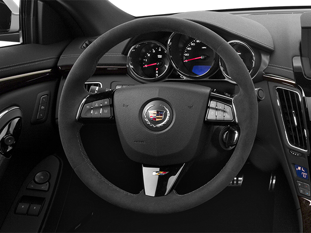 Cadillac CTS-V Coupe 2014 Coupe 2D V-Series V8 - Фото 4