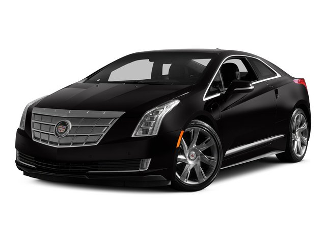 2014 Cadillac ELR Prices and Values Coupe 2D Luxury I4