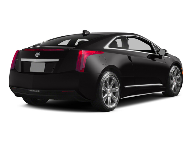 2014 Cadillac ELR Prices and Values Coupe 2D Luxury I4 side rear view