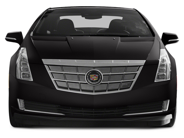 2014 Cadillac ELR Prices and Values Coupe 2D Luxury I4 front view