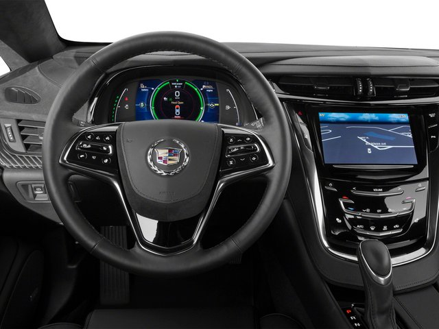 2014 Cadillac ELR Prices and Values Coupe 2D Luxury I4 driver's dashboard