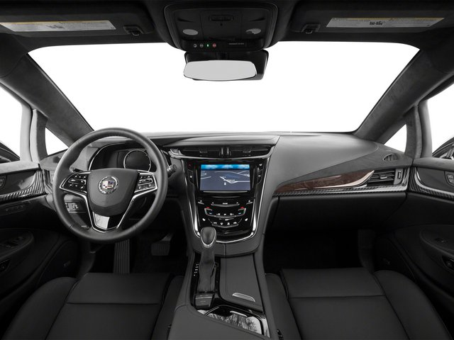 2014 Cadillac ELR Prices and Values Coupe 2D Luxury I4 full dashboard