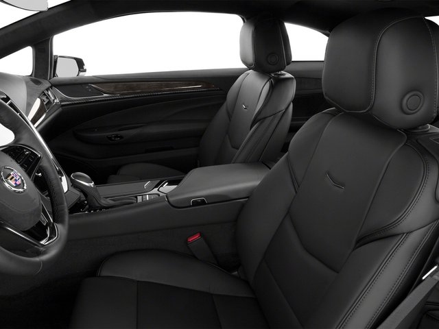 2014 Cadillac ELR Prices and Values Coupe 2D Luxury I4 front seat interior