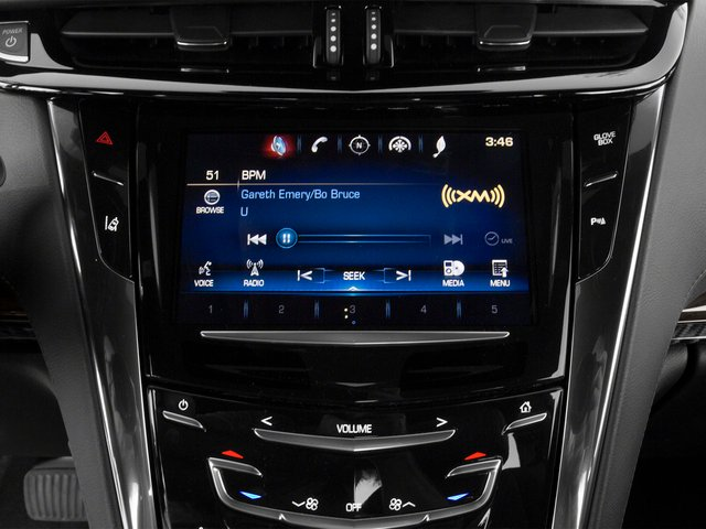 2014 Cadillac ELR Prices and Values Coupe 2D Luxury I4 stereo system