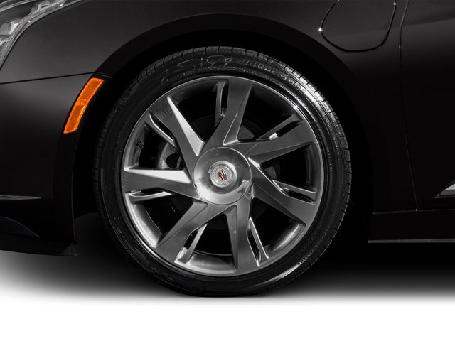 2014 Cadillac ELR Prices and Values Coupe 2D Luxury I4 wheel