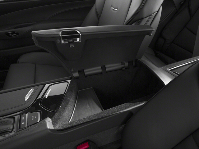 2014 Cadillac ELR Prices and Values Coupe 2D Luxury I4 center storage console