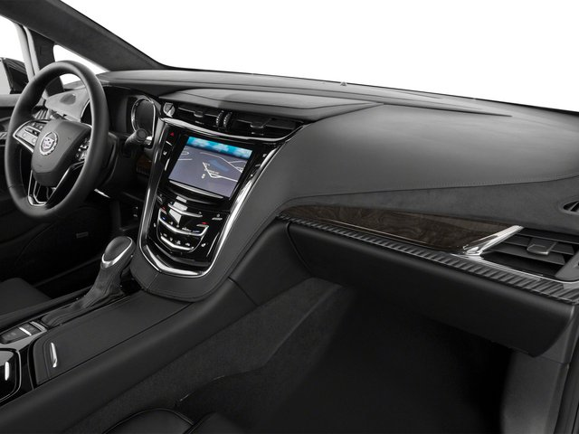 2014 Cadillac ELR Prices and Values Coupe 2D Luxury I4 passenger's dashboard