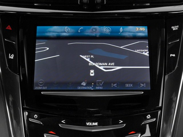 2014 Cadillac ELR Prices and Values Coupe 2D Luxury I4 navigation system